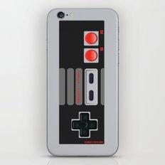 Old Nes Pad iPhone & iPod Skin