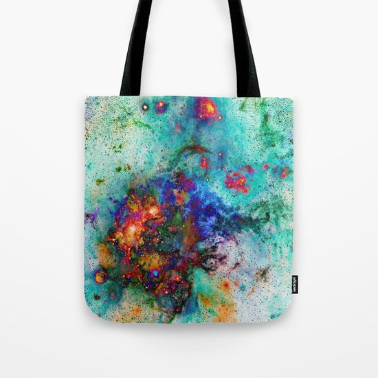 Everything is nothing 9 (therefore it was beautiful) Tote Bag