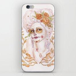 Día de los Muertos - Antoinette iPhone Skin