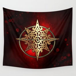WITH EVERY NEW DAY COMES NEW STRENGTH Wall Tapestry