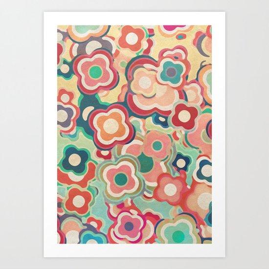 All the Pretty Colors - 2 Art Print