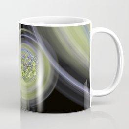 Atom Flowers #13 Coffee Mug