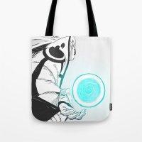 naruto Tote Bags featuring Naruto by Iotara