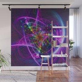 Blooming Colors Wall Mural
