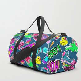 Back to the nineties. Duffle Bag
