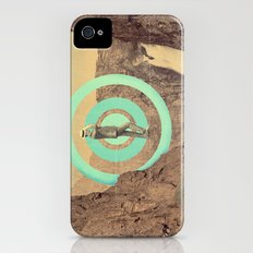 walk the line Slim Case iPhone (4, 4s)