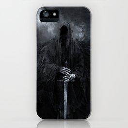 nazgul iPhone Case
