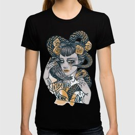 the Golden Hate T-shirt