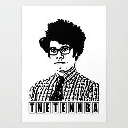 TNETTENBA Art Print