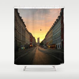 Another Great Day Shower Curtain