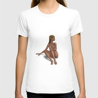 elf T-shirts featuring Elf by Egberto Fuentes
