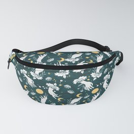 Reach out for the Moon Fanny Pack