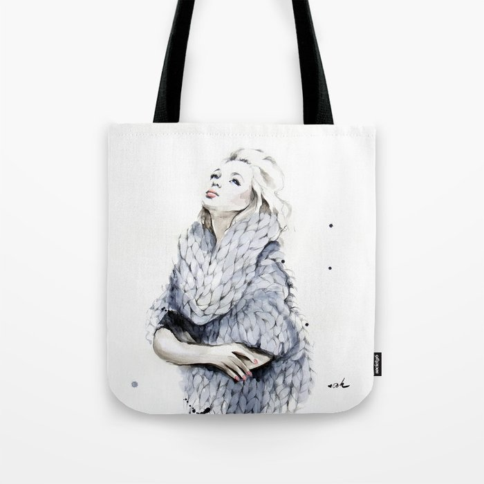 Falling For You Tote Bag