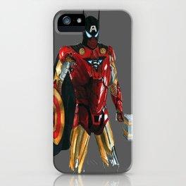 Captain Confused  iPhone Case