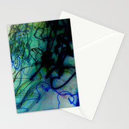 Musical Muse Stationery Cards
