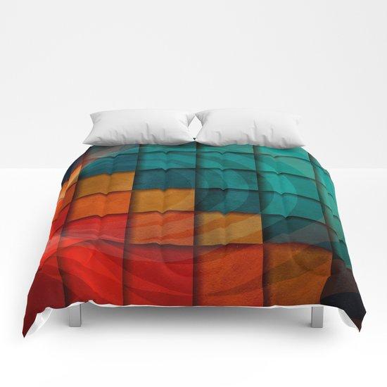 Layers 01 Comforters