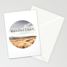 Californian Wanderlust Stationery Cards