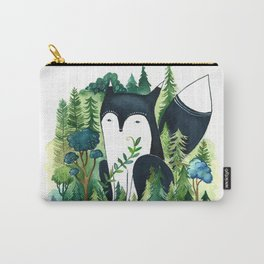 Black Fox Carry-All Pouch