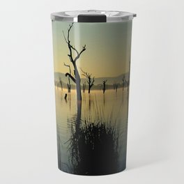 The Keepers of the Lake Travel Mug
