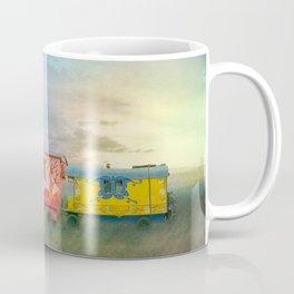 gypsy caravans Coffee Mug