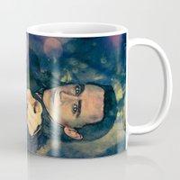 loki Mugs featuring Loki by Sirenphotos