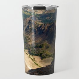 Quintuple Peaks Travel Mug