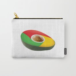 Browser Avacado Carry-All Pouch