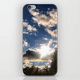 Heaven Sent iPhone Skin