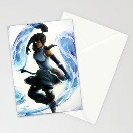 Korra Avatar State Stationery Cards