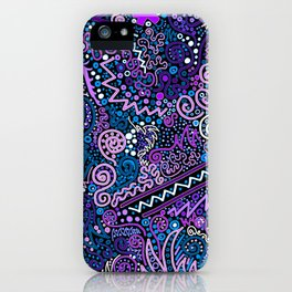 Trip the Light Electric iPhone Case