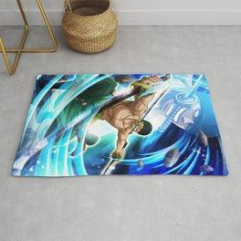 Rononoa Zoro - One Piece Rug