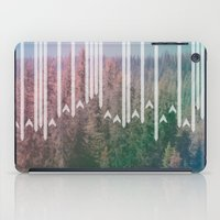 planes iPad Cases featuring Paper Planes by stephanie nichole