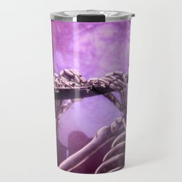 """Move your body!"" - The musician skeleton Travel Mug"