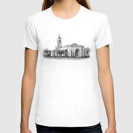 Newport Beach California Temple T-shirt