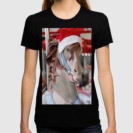 Santa Horse T-shirt