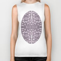 blossom Biker Tanks featuring Blossom by András Récze