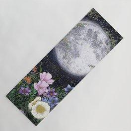 Midnight in the Garden II Yoga Mat