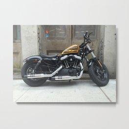 Harley Empire Metal Print