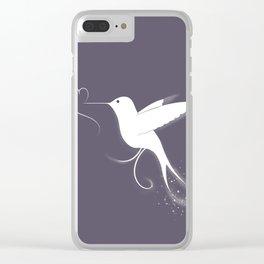 Bird Clear iPhone Case
