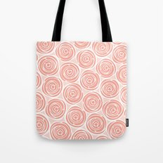 Say it with roses Tote Bag