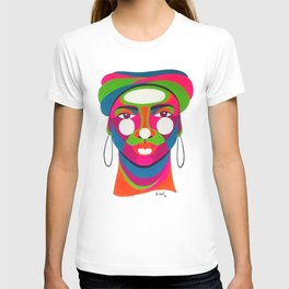 Palenquera es color T-shirt