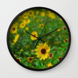 """Remember Alice 03"" (2017) Wall Clock"
