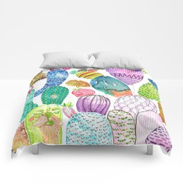 Cactus King Comforters