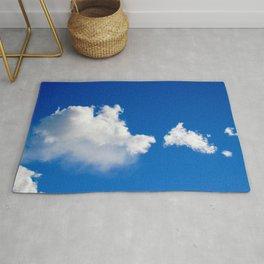 Cloud Watching Rug