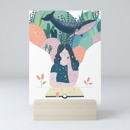 Imagination Mini Art Print