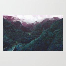 Hometown Valley ~Keikoku~ Rug