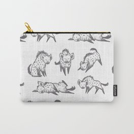 Hyena Party Carry-All Pouch