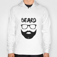 monster inc Hoodies featuring BEARD INC. by WRDED