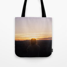 one sunday at a time Tote Bag