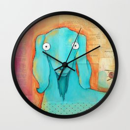 Quartet Goat Wall Clock